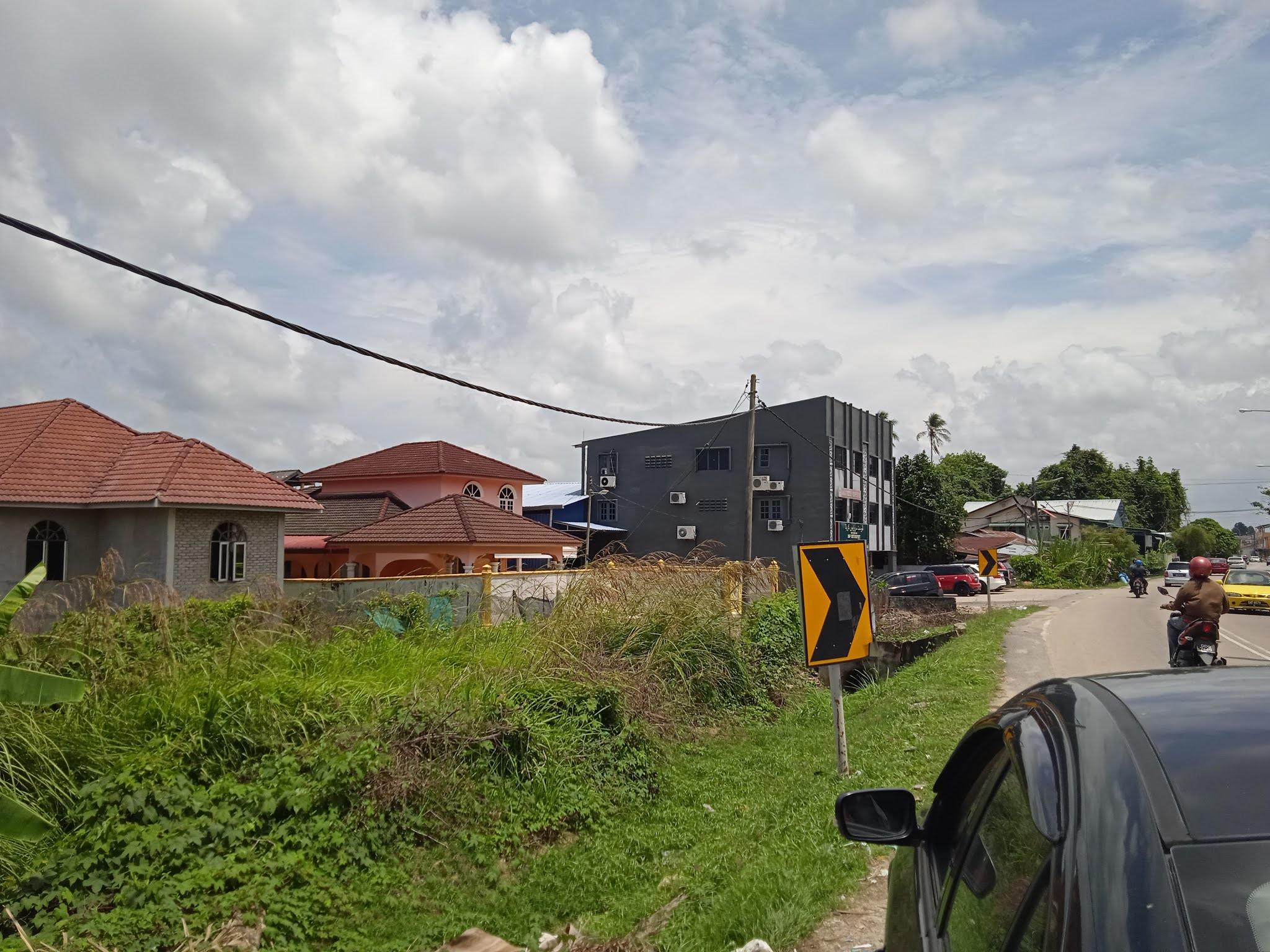 rumah untuk dijual di panji kota bharu tepi jalan besar
