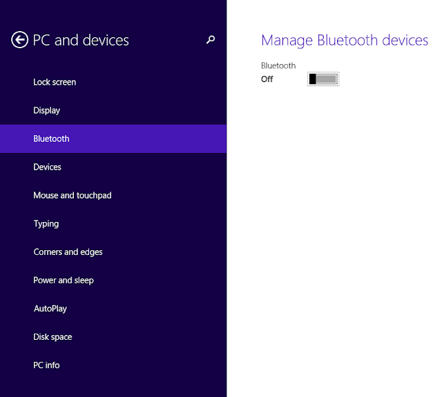 bluetooth connection1