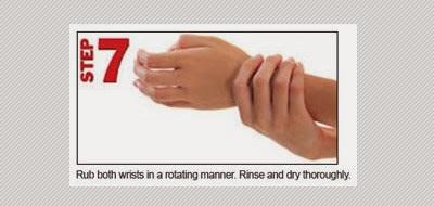 7 Langkah Cara Mencuci Tangan Yang Benar Menurut Who Sdit Madani Tulang Bawang Barat