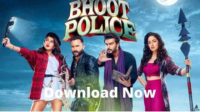 Bhoot Police Full Movie Download Filmyzilla 480p & 720p