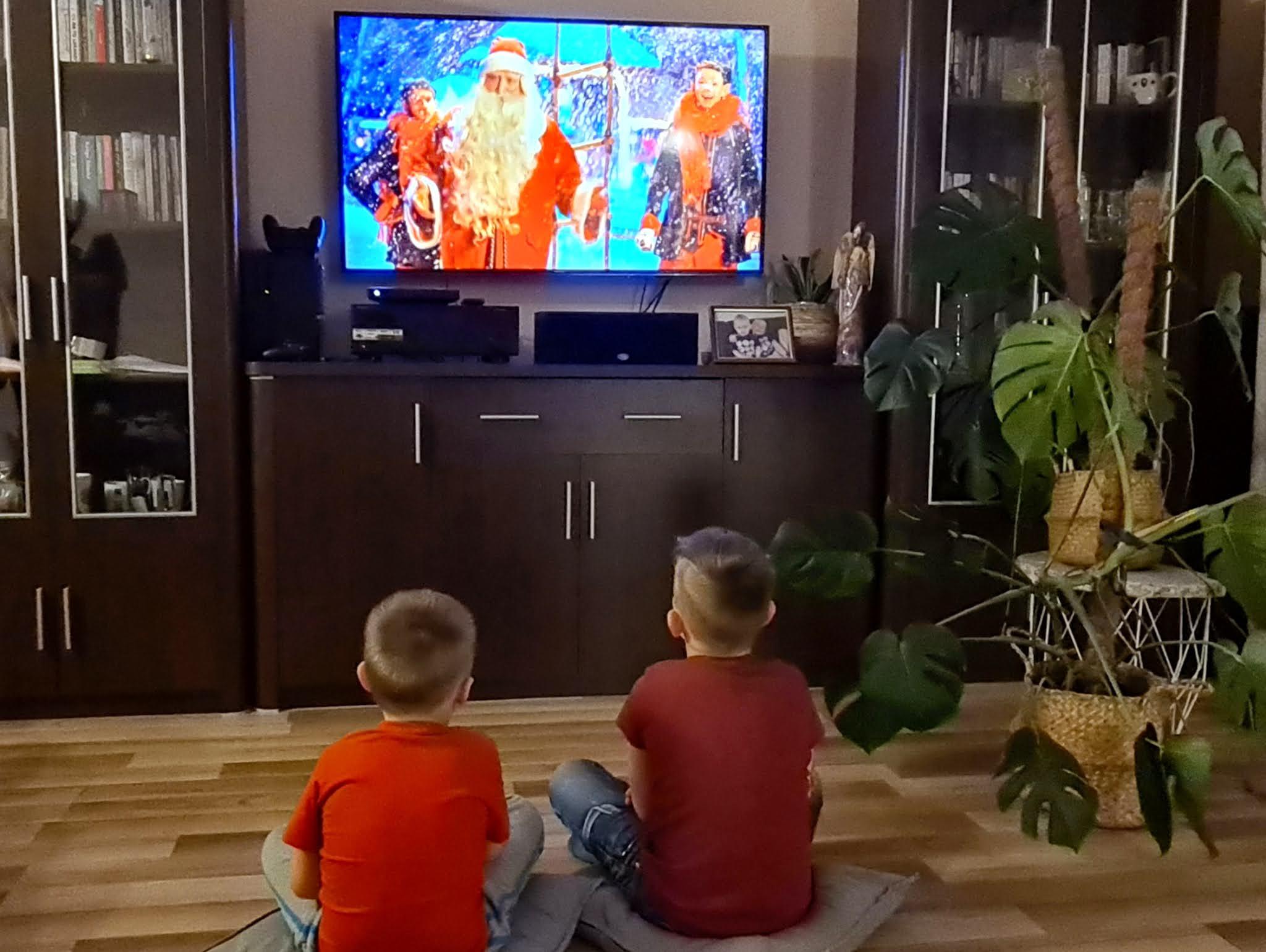 Magia świąt Bożego Narodzenia Elfi