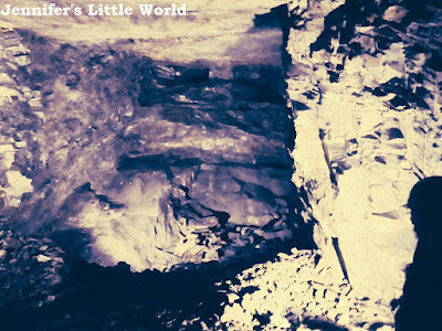 The Llechwedd Slate Caverns, Snowdonia