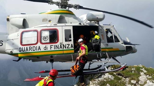 """La Guardia di Finanza cerca 33 Allievi finanzieri specializzati in """"Tecnico di soccorso alpino"""" (S.A.G.F.)"""""""