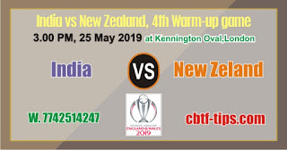CWC19 Match Prediction Tips by Experts Ind vs NZL