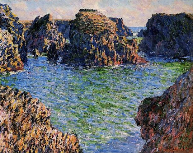 Art & Artists Claude Monet - Part 16 1885 1886