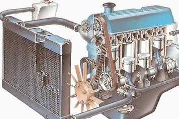 Fungsi dan Cara Kerja Cooling Fan Kipas Pendingin
