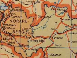 Svajci Ausztria