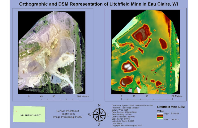 Lab 6: Processing Pix4D Imagery   GIS 336 - Geographic Field