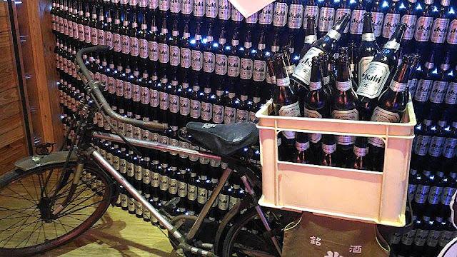 12767381 10205897190251450 926026903 n - 台中Asahi 朝日啤酒專賣店新開幕│外面買不到的多種口味特調都在這