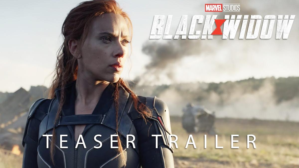Penayangan Film Black Widow ditunda