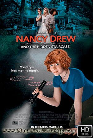 Nancy Drew Y La Escalera Escondida [1080p] [Latino-Ingles] [MEGA]