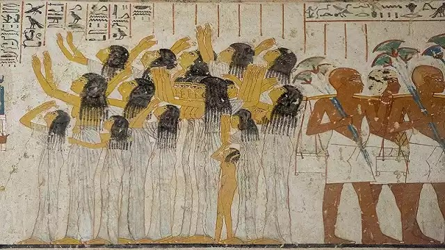 Ancient Egyptian Funeral