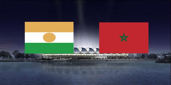 مباراة المغرب والنيجر بتاريخ 10-09-2019 مباراة ودية