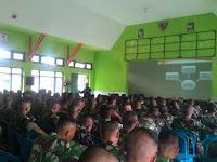 Kostrad Tingkatkan Kemampuan Komunikasi Prajurit Dalam Tugas Operasi