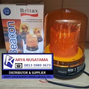 Jual Lampu Truk 12V-24V DC Britax LED Kuning di Malang