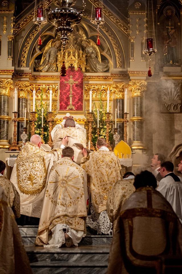New Liturgical Movement | OCDS San Diego