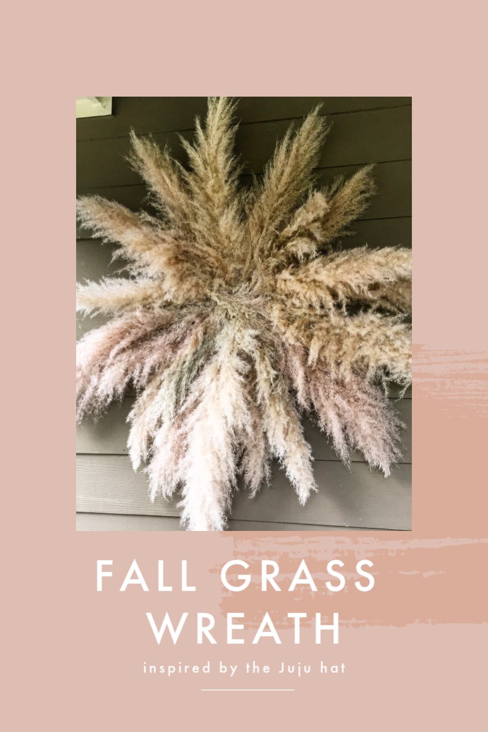 easy fall wreath to make
