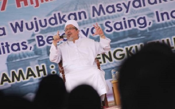 "Sebut Dasar Penetapan Pilpres 2019 Cacat Hukum, Ustadz Tengku Zulkarnain: ""Mimpi Buruk"""