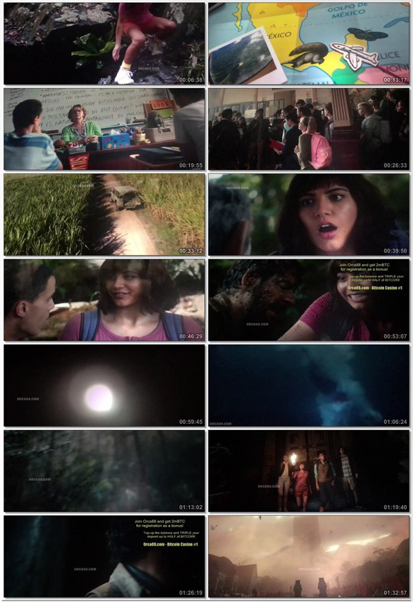 Download Dora and the Lost City of Gold 2019 Hindi Dubbed HDCam 720p 900MB movie