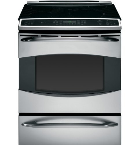 Lower Price Ge Profile Stainless Steel Induction Range