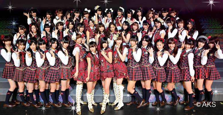 El fenómeno de AKB48 ahora en India! - MUSIC KING