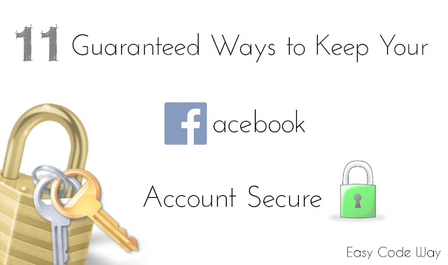 Secure Your Facebook Account - Facebook Security