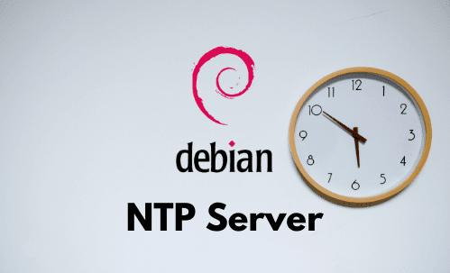 Cara Install NTP Server di Debian 10 Buster