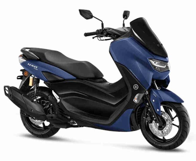 Matte blue NMAX 2020