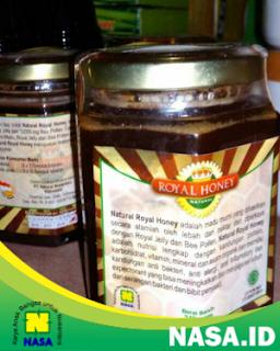 Natural Royal Honey 240gr