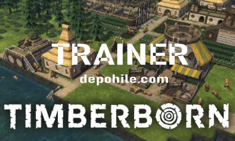 Timberborn PC Oyunu Hızlı İnşaat, Bilim Trainer Hilesi İndir Yeni