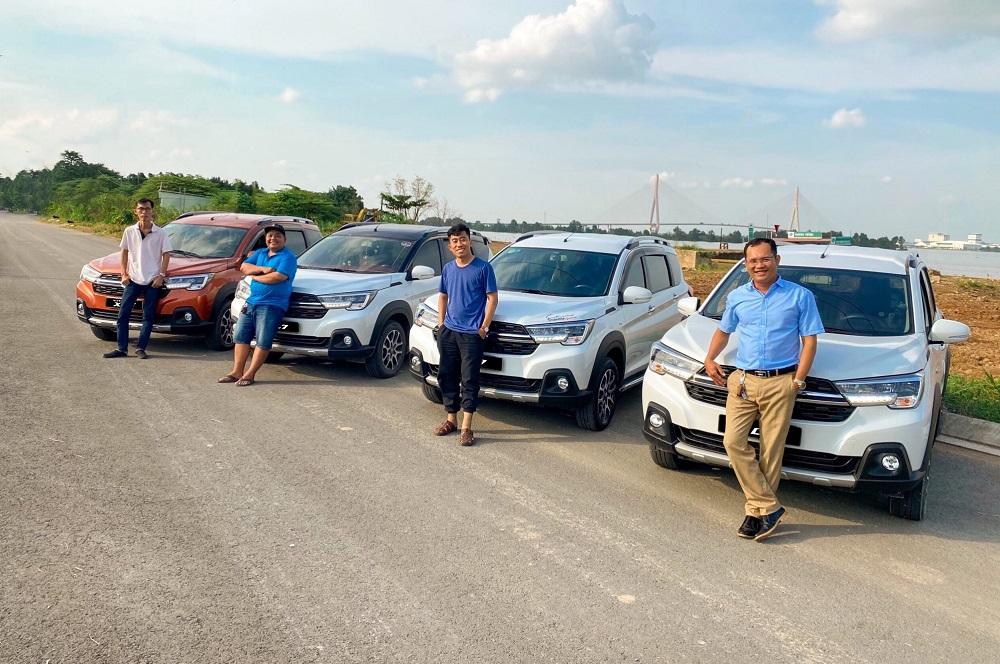 Nhiều chủ xe XL7 còn lập hội nhóm để trao đổi kinh nghiệm sử dụng và vận hành xe an toàn, tiết kiệm
