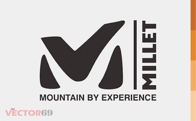 Millet Mountain Logo - Download Vector File AI (Adobe Illustrator)