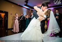 casamento com cerimônia na igreja sagrado coração de jesus em porto alegre e recepção no clube campestre macani por life eventos especiais