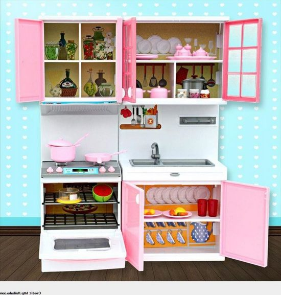 Play Kitchen For 7 Year Old
