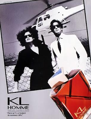 KL Homme (1986) Karl Lagerfeld