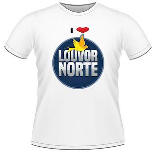 Camisas Personalizadas Louvor Norte Belém