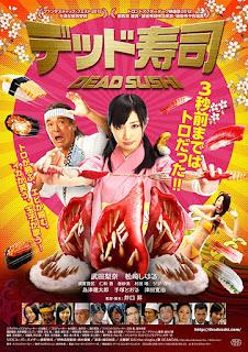 Dead Sushi (Deddo sushi) (2012)