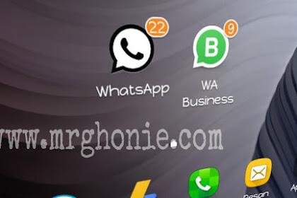 Cara Install 2 Aplikasi Whatsapp Dalam Satu Hp