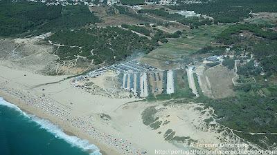 Praia do Meco - Praia do Moinho de Baixo