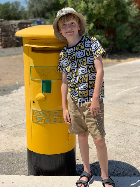 Cypriot postbox