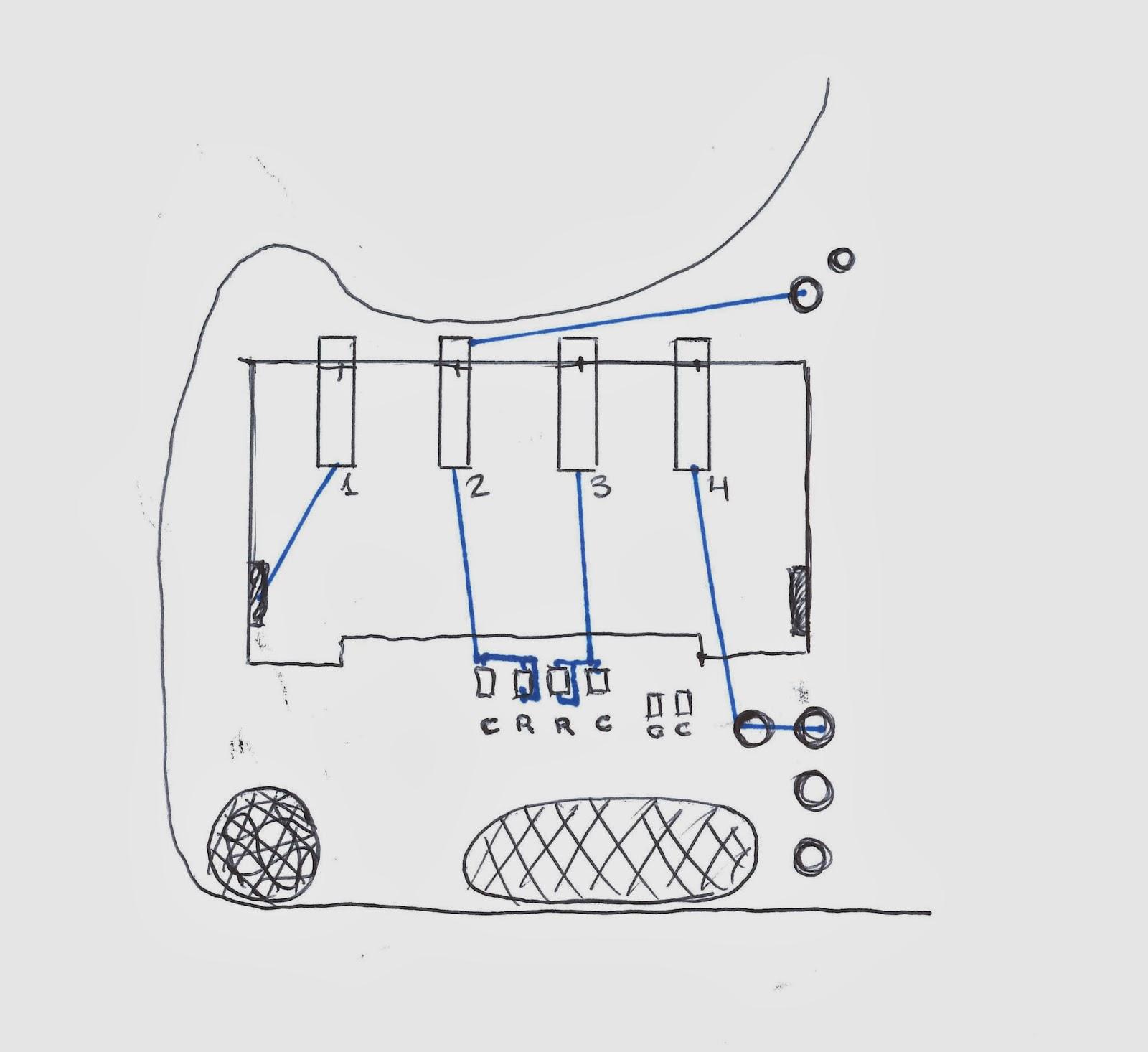 Soluciones técnicas: Esquema conector batería iPhone 4s