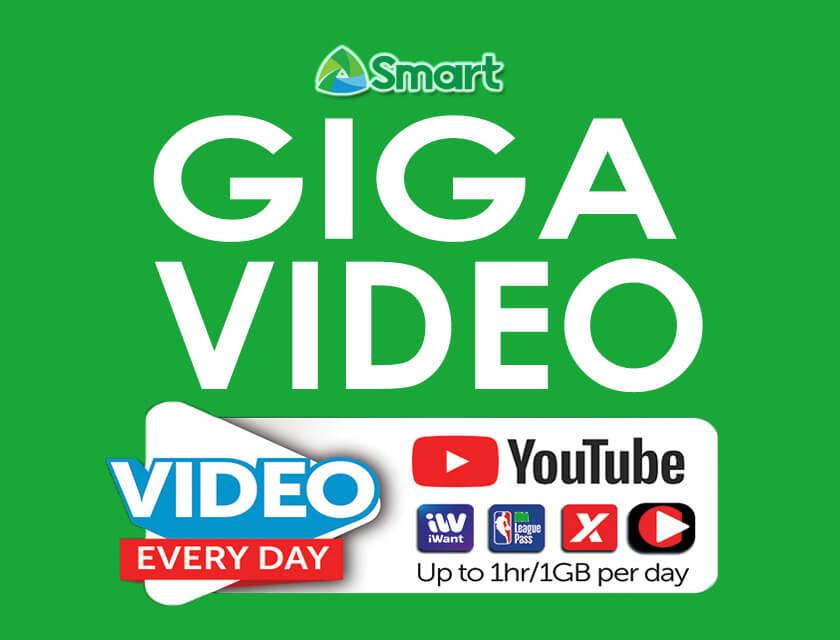 Smart GIGA VIDEO
