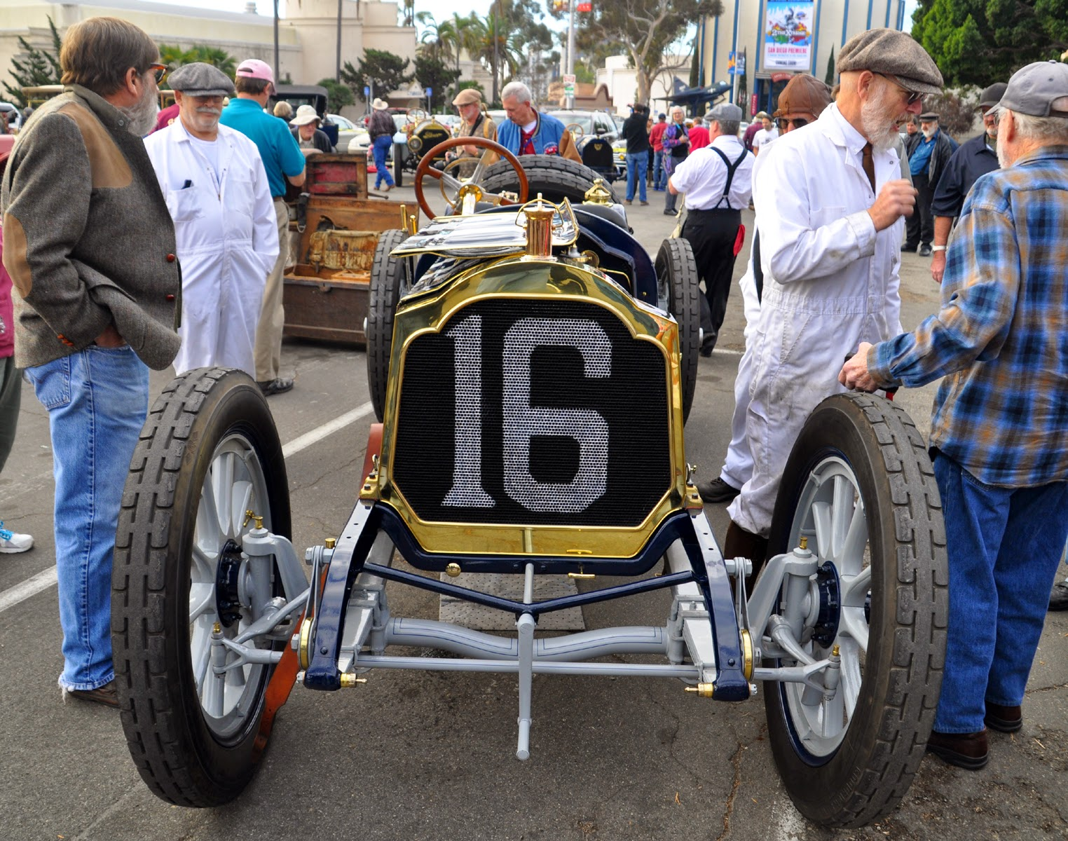 Just A Car Guy: 1912 Packard and 1911 National teamed up for the ...