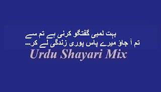 Bohot lambi guftugu | Love poetry | Mohabbat poetry