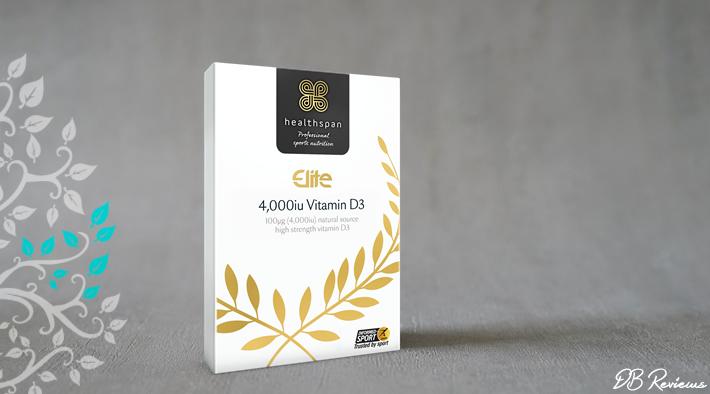 Healthspan Elite Vitamin D3 4,000iu