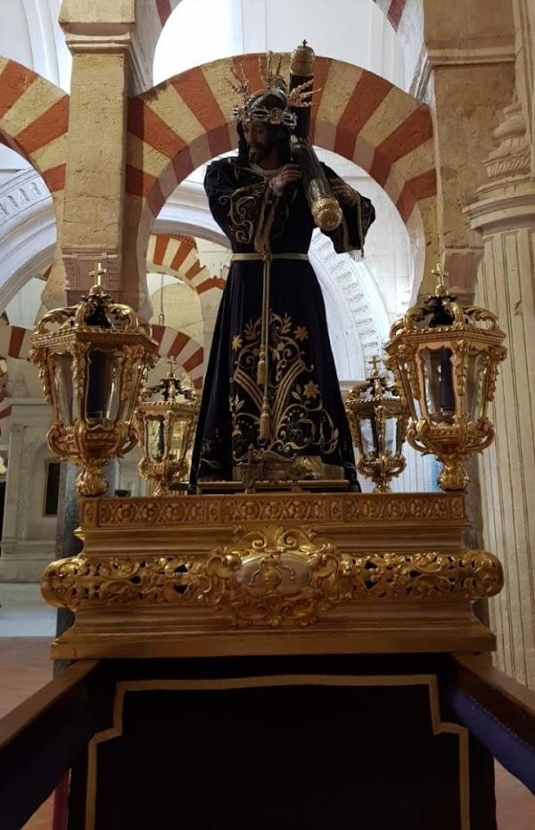 Ya se encuentran en la Catedral de Córdoba los Nazarenos de Fuente Obejuna y Peñarroya