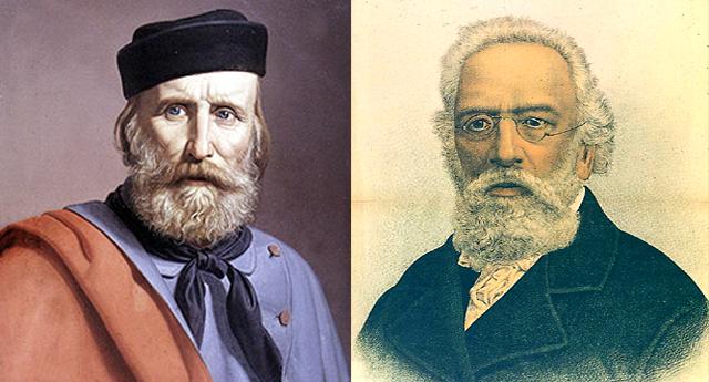 Carta de Giuseppe Garibaldi a Fernando Garrido