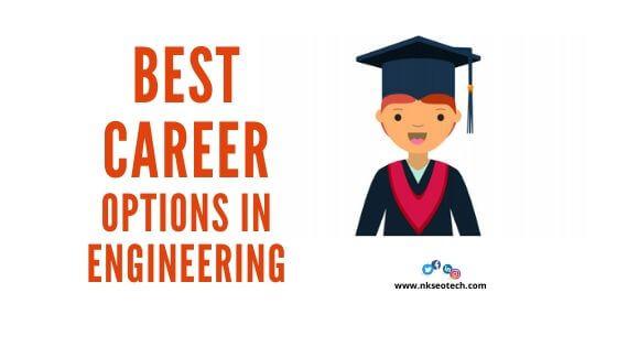 Best Career Options in Engineering