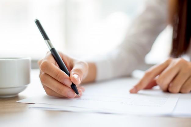 Contoh Format Surat Keterangan Kerja