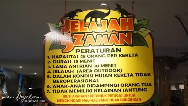 PERMAINAN WAHANA Dino Park Jatim Park 3 Batu Malang